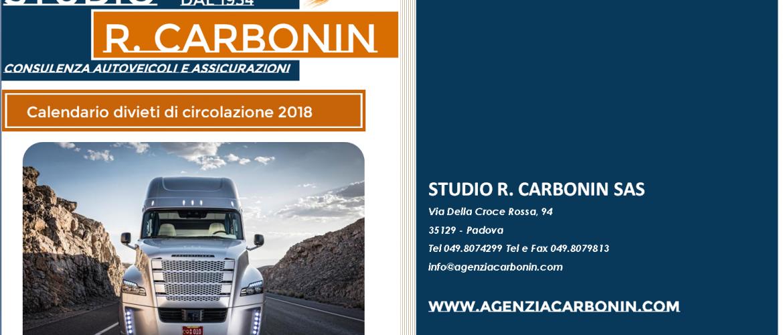 Divieto Mezzi Pesanti 2020 Calendario.Calendario Fermo Camion